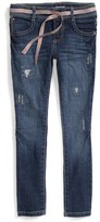 Tommy Hilfiger Colored Stitch Straight Jean