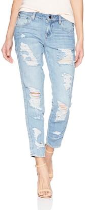 GUESS Women's Utility It Girl Jean