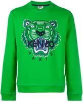 Kenzo Tiger sweatshirt - men - Cotton - XXS