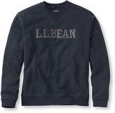 L.L. Bean Athletic Sweats, Logo Crew