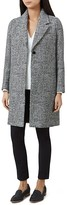 Hobbs London Sabrine Marled Coat