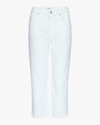 Hudson Remi High-Rise Straight Crop Jeans