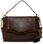 The Sak Tahoe Leather Messenger
