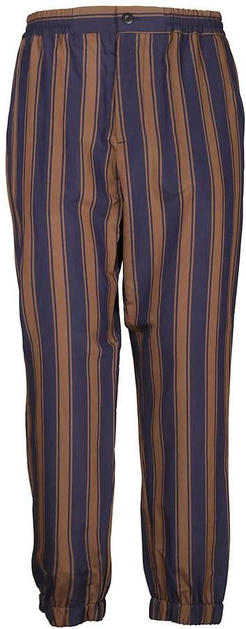 Etro Striped Track Pants