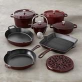 Staub Cast-Iron 12-Piece Cookware Set