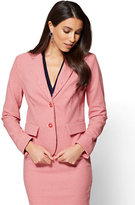 New York & Co. 7th Avenue Two-Button Jacket