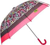 Western Chief Groovy Leopard Umbrella Umbrella