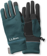 L.L. Bean Men's Multisport Power Stretch Touch Gloves