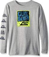 Quiksilver Big Boys' Awaken Long Sleeve Kids Tee