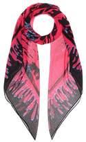 McQ Printed scarf