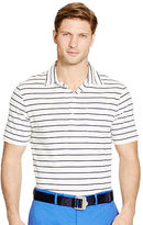 Ralph Lauren Striped Pima Lisle Polo Shirt