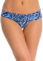 Vix Paula Hermanny Kai Blue Full California Cut Bikini Bottom 8129910