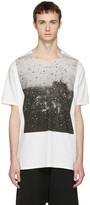 Nude:mm Off-white Rain T-shirt