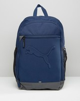 Puma Buzz Backpack In Navy 7358102