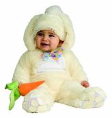 Rubie's Costume Co White Vanilla Bunny Dress-Up Set - Infant