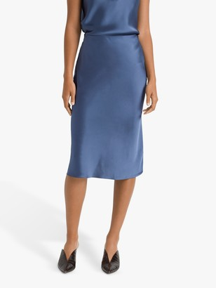 Club Monaco Trycia Skirt, Blue