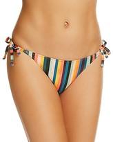 Paul Smith Stripe Side Tie Bikini Bottom