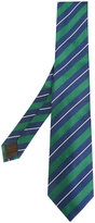 Church's striped tie - men - Silk - One Size