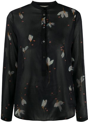 Forte Forte Floral-Print Tunic