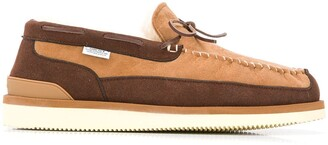 Suicoke Panelled Loafers