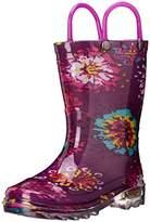 Western Chief Kids' Light-up Rain Boot