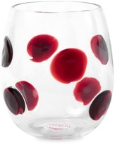 Vietri Drop Stemless Wine Glass