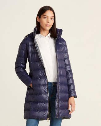 MICHAEL Michael Kors Packable Long Coat
