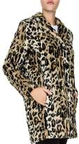 The Kooples Leo Is Back Faux-Fur Coat