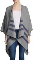 Saks Fifth Avenue Women's Striped Wool Scarf