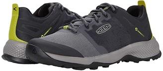 Keen Explore Vent (Black/Drizzle) Men's Shoes