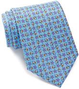 Tailorbyrd Angelfish Silk Tie