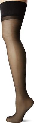 Charnos Women's 1pp 15 Denier Sheer Hold up Stockings