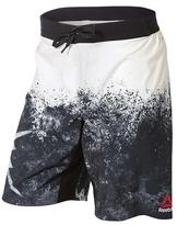 Reebok Men's Splatter Print Board Shorts