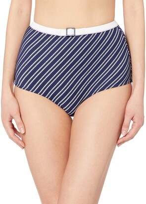 Curvy Kate Womens Sailor Girl High Waist Bikini Brief
