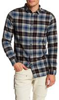 Globe Dock Long Sleeve Standard Fit Shirt
