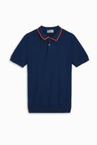John Smedley Short Sleeve Polo Shirt