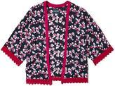 Cherokee Girls' 3/4 Sleeve Kimono