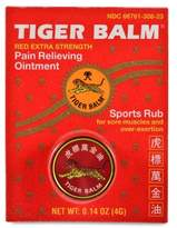Tiger Balm Sports Rub Extra Strength by 0.14oz Rub)