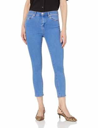 Blank NYC Women's Cropped Denim Skinny Pants