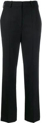 Racil High-Rise Cropped Trousers
