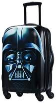 "Star Wars American Tourister Darth Vader 21"" Hardside Kids' Carry On Luggage"