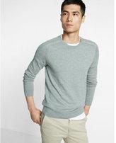 Express lightweight crew neck sweater