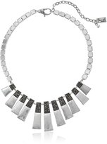 "Kenneth Cole New York City Scape"" Pave Geometric Stick Necklace, 16"" + 3"" Extender"
