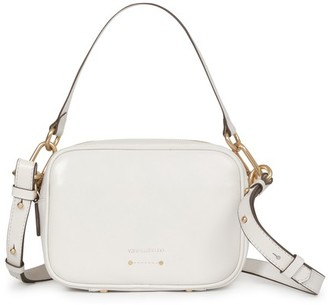 Vanessa Bruno Smooth Calfskin Leather Holly bag