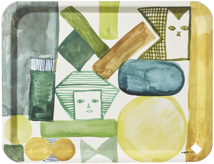 Thumbnail for your product : Donna Wilson - Kaleido Tray