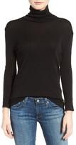 AG Jeans Women's The Noah Cotton & Cashmere Turtleneck