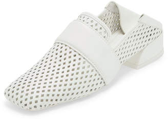 Mercedes Castillo Mati Perforated Flat Loafers
