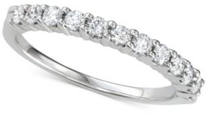 Macy's Diamond Anniversary Ring (1/2 ct. t.w.) in 14k White Gold