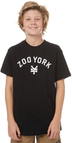 Zoo York Kids Boys Boom Tee Black