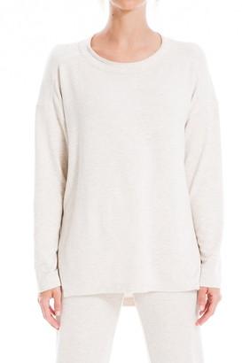 Max Studio Dolman Sleeve High/Low Pullover